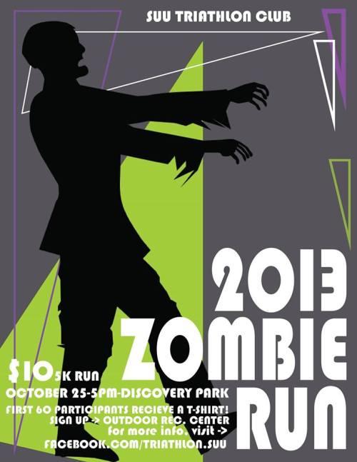 Zombie Run Oct 25 2013