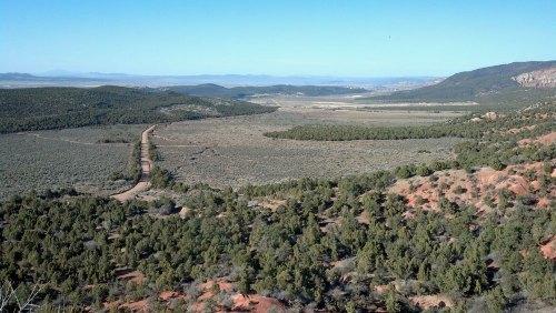 Kanarra Mtn. Road